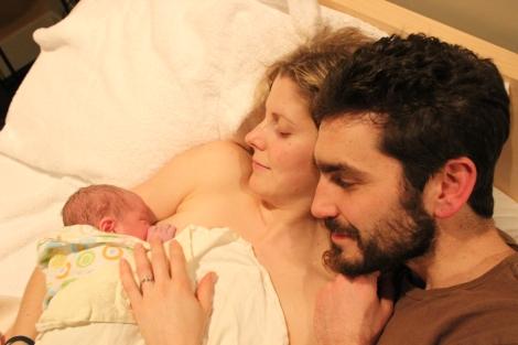 Charles, aka Baby Puff, born January 19th